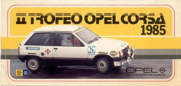 Opel Corsa Acom