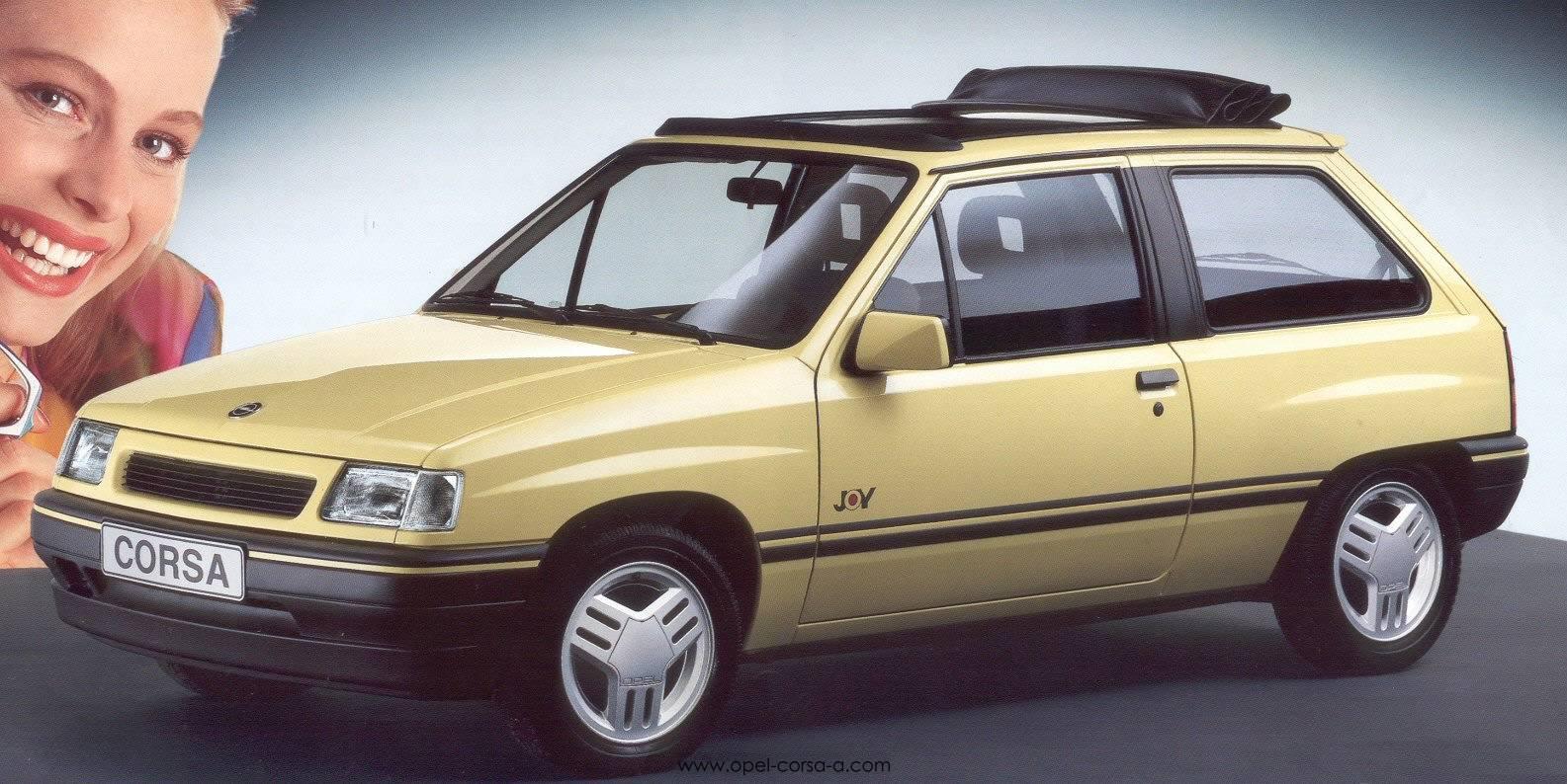 Opel Corsa A Com
