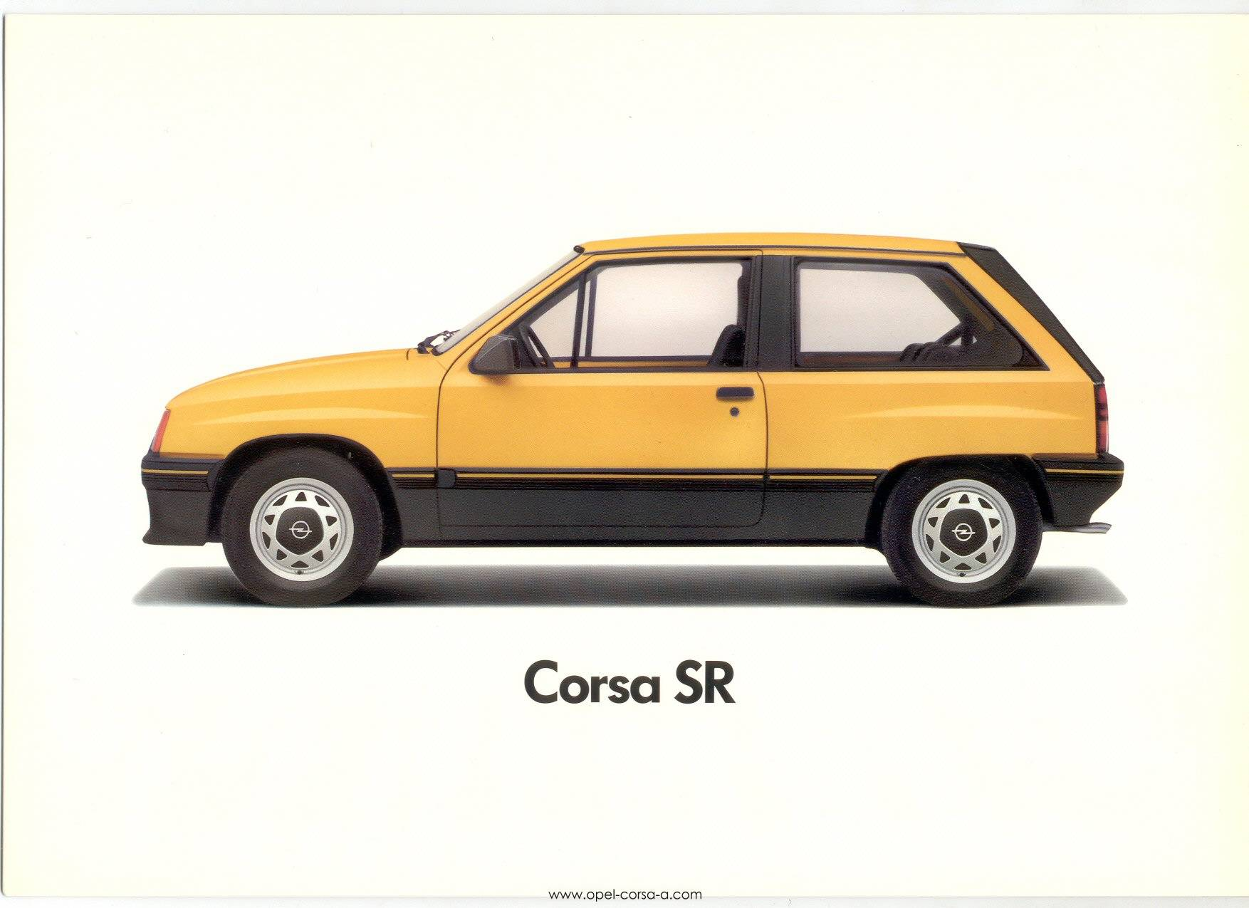 opel corsa 1 0 1988